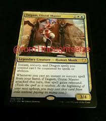 Mtg Control Deck Standard by Taigam Turns Control Standard Mtg Deck