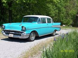 Readers' Rides: Christine's 1957 Chevy Bel Air   Idle Thoughts ... 1957 Chevrolet 3100 12 Ton Pickup Truck Custom Trucks For Sale Nine Classic Trucks That Claimed Over 1000 At 1955 Chevy Truck For Sale Youtube Customer Gallery To 1959 Cab Chassis 2door 38l Restomods Restomodscom 57 Task Force Napco 4x4 No Engine Panel Van Restored And Rare Quick 5559 Id Guide 11 File1957 4400 Truckjpg Wikimedia Commons Html Autos Weblog Hot Rod Network