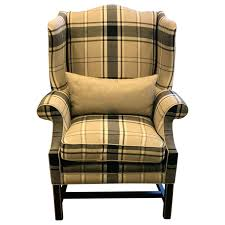 Master Plaid Wingback Chair Wing Upholstered In Tartan ... Black And White Buffalo Checkered Accent Chair Home Sweet Gdf Studio Arador White Plaid Fabric Club Chair Plaid Chairs Living Room Jobmailer Zelma Accent Colour Options Farmhouse Chairs Birch Lane Traemore Checker Print Blue By Benchcraft At Value City Fniture Master Wingback Wing Upholstered In Tartan Contemporary Craftmaster Becker World Iolifeco Dorel Living Da8129 Middlebury Checkered Pattern