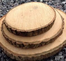 M H Woodland Wood Slices