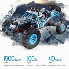 100 Rc Desert Truck JJRC Q39 RC Car HIGHLANDER 112 4WD RC RTR 35kmH Fast