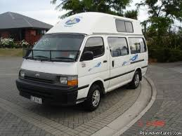 Affordable Campervan Hire Christchurch New Zealand RV Rentals