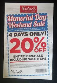 20 Percent Off Michaels - Burbank Amc 8 Arts Crafts Michaelscom Great Deals Michaels Coupon Weekly Ad Windsor Store Code June 2018 Premier Yorkie Art Coupons Printable Chase 125 Dollars Items Actual Whosale 26 Hobby Lobby Hacks Thatll Save You Hundreds The Krazy Coupon Lady Shop For The Black Espresso Plank 11 X 14 Frame Home By Studio Bb Crafts Online Coupons Oocomau Code 10 Best Online Promo Codes Jul 2019 Honey Oupons Wwwcarrentalscom
