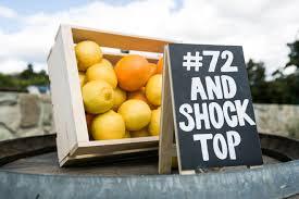 Shock Top Pumpkin Wheat Calories by Shock Top U0027s Lemon Shandy Is Sunshine In A Bottle