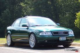 Tuning Audi A4 B5 1 8T  CarTuning Best Car Tuning s From