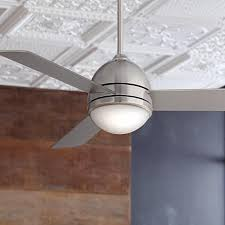 Brushed Nickel Ceiling Fan Blades by 52