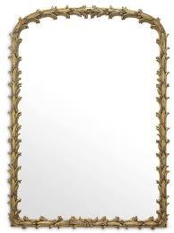 casa padrino luxus spiegel antik gold 93 x 6 5 x h 130 cm mahagoni wandspiegel wohnzimmer spiegel garderobenspiegel luxus kollektion