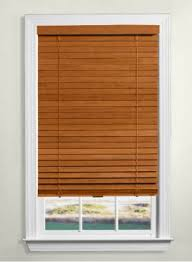 configuration for Real Wood & Faux Wood Blinds