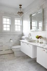 marble subway tile bathroom floor image bathroom 2017