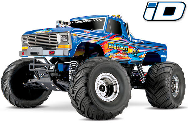Traxxas 1/10 Bigfoot Original Monster Truck