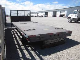 2009 Custom Built 20 Ft Flatbed Truck Body For Sale | Aberdeen, ID ...