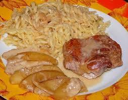 cuisiner la rouelle de porc rouelle de porc au cidre erica m