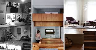 STADTArchitecture Have Designed The Interior Renovation Of A Loft Apartment In An Building On