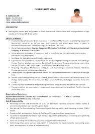 Maintenance Supervisor Sample Resume Objective