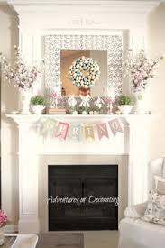 adventures in decorating spring easter décor 2014 lovely http