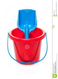 Download Toy Bucket And Spade Stock Photo Image Of Yellow Child