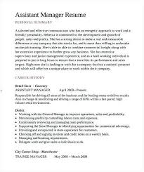 Assistant Store Manager Resume Luxury Nurse Salary Rh Telferscotresources Com Latino Retail Owner A Month