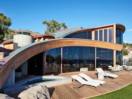 100 John Lautner Houses A Beach House In Malibu Is Revitalized Architectural