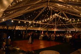 Lighting Package 14 Rent NY Bistro Lights String Rental With