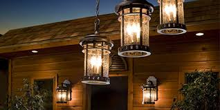 Cabin Lighting Rustic Light Fixtures Unique Handcrafted Primitive Country Old Wild Style Lantern Electric Wall