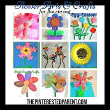 Pinkie Art And Craft Ideas For Kid Pink Kids Christmas Projectsrhpinkieforpinkcom Easy Spring Crafts