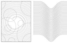 Vasarely Coloriage Dessin De Pages à Colorier Fred Fred1257 On