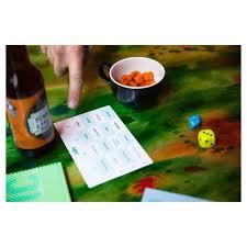 The Chameleon Board Game Target
