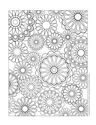 Mandala Designs Free Printable Colour Sacred Mystical Coloring Book Pages Design For Adults And Older Kids