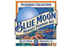 Harvest Pumpkin Ale Blue Moon by 10 Biggest Seasonal Beers On Store Shelves In Fall 2014 Thestreet
