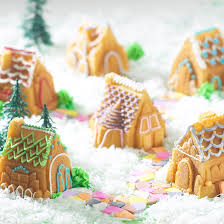 Nordic Ware Pumpkin Cake Pan Recipe by Create Your Own Edible Snowy Village Scene With Nordic Ware U0027s