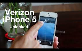Verizon iPhone 5 GSM Unlocked works with AT&T etc