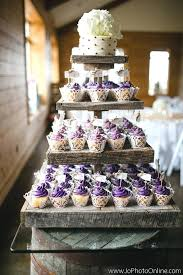 Cake With Cupcake Stand Amazing Rustic Wedding Cupcakes Stands For Sale South Africa