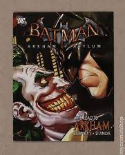 Batman Arkham Asylum The Road To Mini Comic 0 2009 FN VF 70
