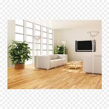 pflanzen feng shui wohnzimmer salon baum interieur design