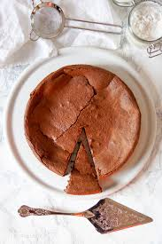 schokoladensoufflé kuchen rezept ohne mehl republic