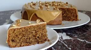 tendresse en cuisine gâteau au café voyageur la tendresse en cuisine