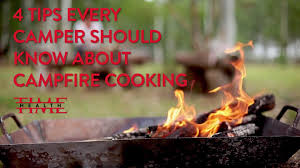 Live Oak Pumpkin Patch Fire by 7 Tips Every Camper Should Know About Campfire Cooking Real Simple