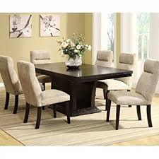 Macys Dining Room Table by Good Looking 9 Piece Dining Room Set Table Costco Crestwood