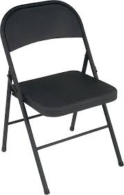 Cosco Retro Chair With Step Stool Black by Cosco Products Cosco All Steel Folding Chair Antique Linen