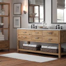 Diy Rustic Bathroom Vanity by Simple Rustic Bathroom Designschic Wooden Bathroom Vanity In