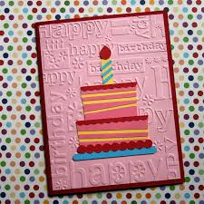 Cricut birthday cards is interesting ideas which can be applied into your birthday invitation 1