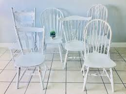 Custom For Daniel Mismatched Shabby Chic Dining Chairs 50 Custom Chairs All  White But Distressed Roseberry Shabby Chic French Country Cottage Antique Oak Wood And Distressed White 7piece Ding Set Four Stripy White Blue Shabbychic Ding Chairs Hand Painted Finished In Woking Surrey Gumtree Table Chairs Best Of Ripley Chair Pine Round Room Height Lights Ballad Decoration Tables Balloon Back Antique White French Chic Ornate Ding Table Set With Decor Cozy Slipcovers For Inspiring Interior My Home Room Ideas Chic Diy Shabby Chrustic Chair Basil Chaise
