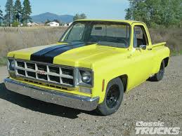 100 1977 Gmc Truck GMC Sierra Hot Rod Network