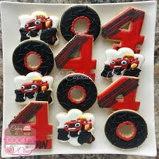 Red Blaze Truck, Monster Truck Cookies. | Birthday Cookies ... Remote Control Monster Truck Bubblebuyer Cookies For Roccos 3rd Birthday Sweet Kiera Simplysweet Treat Boutique Decorated Break Time Okys Cookies Custom Cookievonster Flickr Jam Party Supplies Encantadora Trucks Giant Recipe Taste Of Home Invitations Best Of Jackandy 4x4 Savagery Brushless Ideas At In A Box