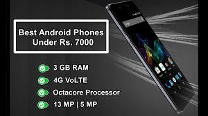 Best Smartphones under Rs 7000  New Updated  1