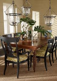dining rooms tropical dining room new york by ethan allen