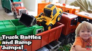 Garbage Truck Videos For Children L TOY TRUCK BATTLE Jumping Ramps L ... Electric Toy Truck Not Lossing Wiring Diagram Hess Trucks Classic Toys Hagerty Articles Monster Jam Videos Factory Garbage For Kids Youtube Monster Truck Kids Toy Big Video For Children Amazoncom Yellow Red Blue With School Bus Fire To Learn Garbage In Mud Shopkins Season 3 Scoops Ice Cream Mini Clip Disney Elsa