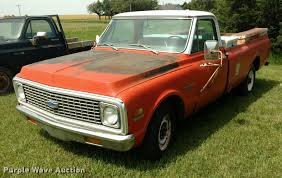 1971 Chevrolet C20 Long Horn Edition Pickup Truck | Item DA5... 1971 Chevrolet C150 Rollback Truck Item C9743 Sold Wedn C10 Cheyenne By Haseeb312 On Deviantart Truck For Sale At Copart Lexington Ky Lot 45971118 Ck Near Cadillac Michigan 49601 Pickup Restored Small Block V8 Sold Utility Rhd Auctions 18 Shannons Fast Lane Classic Cars K20 F45 Indy 2014 Leaded Gas Classics J90 Dump