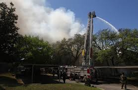 13th Floor Studios San Antonio Texas by Burned Condominium Building Could Be Demolished San Antonio