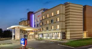 Fairfield Inn & Suites St Louis Westport Earn Rewards points and